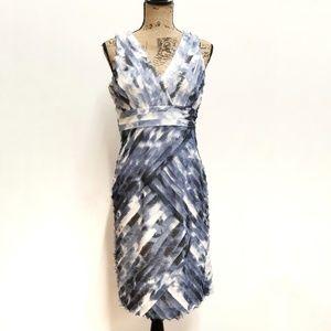 Ann Taylor sheath dress sleeveless sz 6